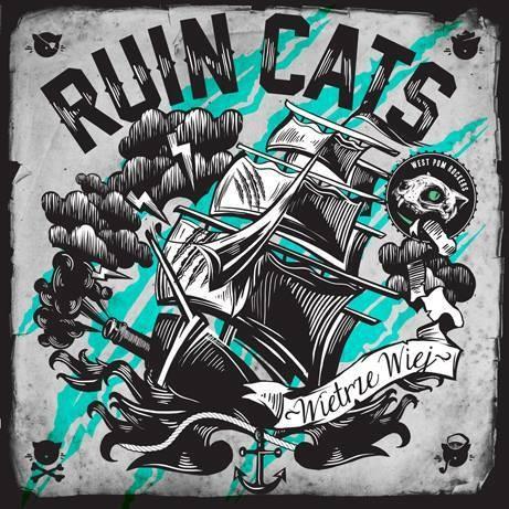 Ruin Cats, gatunek punk, szanty punk ze Szczecina, muzycy The Analogs.