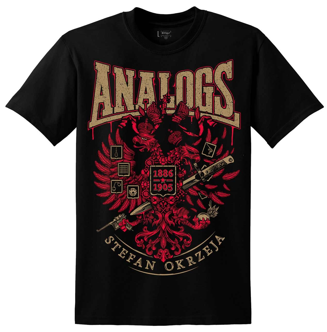 041d5af98 The Analogs koszulka t shirt