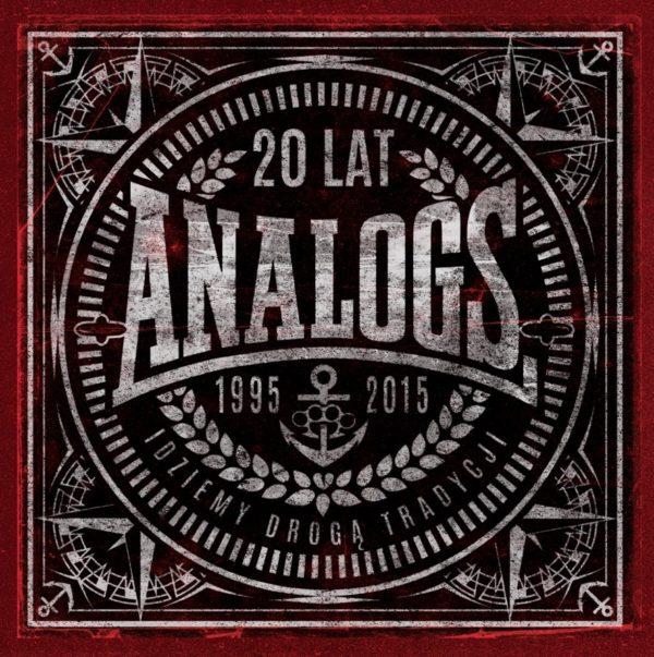 """Płyta LP winyl The Analogs """"20 lat -idziemy drogą tradycji. Składanka, 20-lecie zespołu."""
