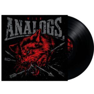 Płyta winylowa LP The Analogs na 20-lecie zespołu, składanka, największe hity - the best of z dwudziestu lat istnienia zespołu. Na wokalu Harcerz - Harry -Dominik Pyrzyna.