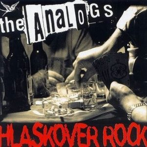 "Płyta cd The Analogs ""Hlaskover rock"" wydana w 2000 roku przez Jimmy Jazz Records"