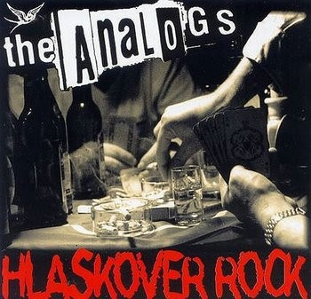 """Płyta cd The Analogs """"Hlaskover rock"""" wydana w 2000 roku przez Jimmy Jazz Records"""