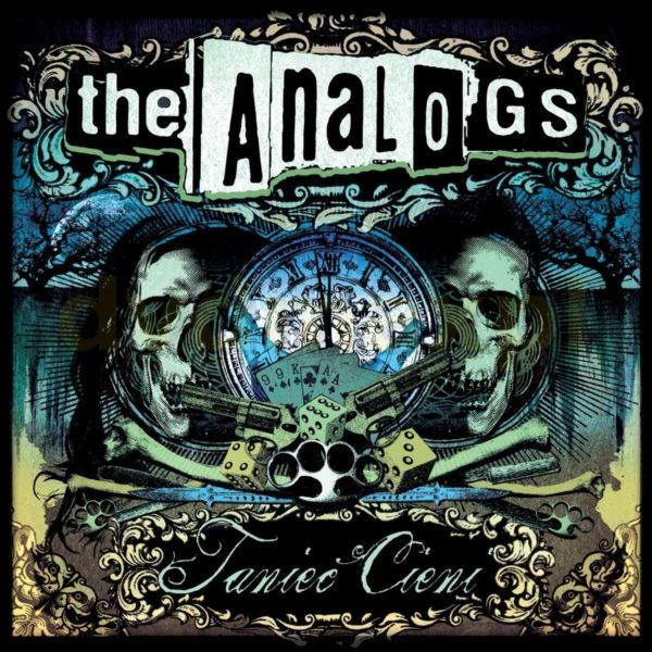 """Płyta CDThe Analogs """"Taniec Cieni"""" wydawca Jimmy Jazz Records, sprzedaż Oldschool Records"""