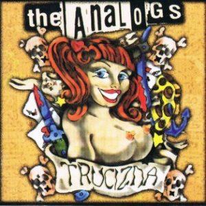 """The Analogs płyta cd """"Trucizna"""" wydana 2002 przez Jimmy Jazz Records"""