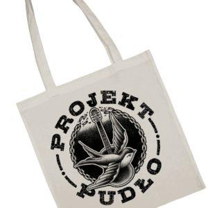 """Torba """"Projekt Pudło"""" The Analogs. Projekt obejmuje koncerty akustyczne w więzieniach, zakładach karnych, ośrodkach wychowawczych."""