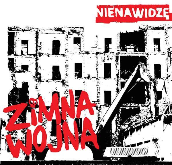 Zimna Wojna Nienawidzę cd, punk, polski punk wrocław