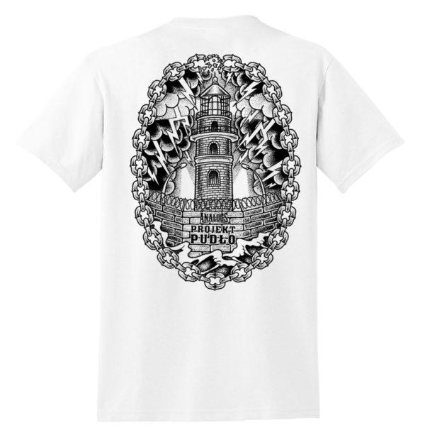 Koszulka Projekt Pudło The Analogs od Poziom Graphics Tattoo